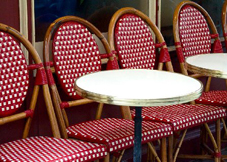 Chairs. Rattan u0026 Metal & Rattan Tables u0026 Chairs NY | French Cafe Bistro Chair CA | Glac Seat Inc