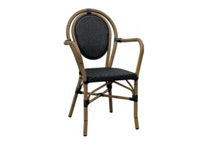 Paris Armchair – Mocha