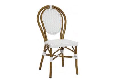 Paris Side Chair – White
