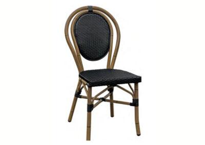 Paris Side Chair – Mocha